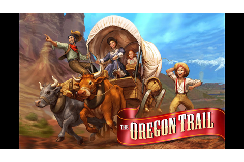 The Oregon Trail HD - Android - Game Trailer - YouTube
