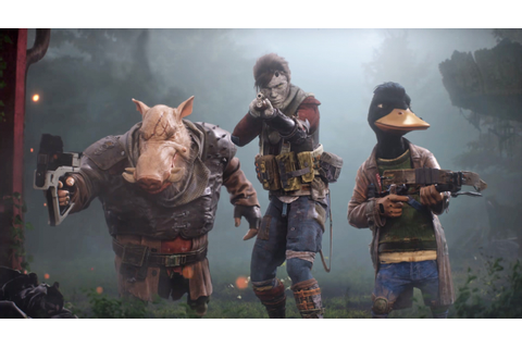 Mutant Year Zero: Road to Eden Looks Like a Tactical PS4 ...