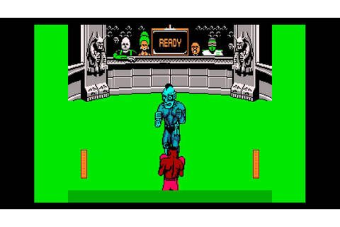 Underrated Retro - Power Punch II - Punch Out Sequel (NES ...