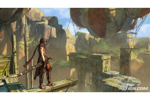 GAMEZONE: Prince of persia 4 Game