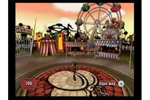 Wonder World Amusement Park Review (Wii) - YouTube