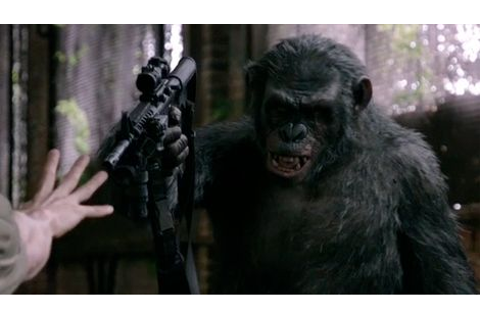 Exclusive new clip from Dawn Of The Planet Of The Apes ...