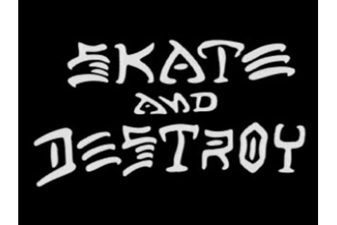 Picture of Thrasher Presents Skate and Destroy