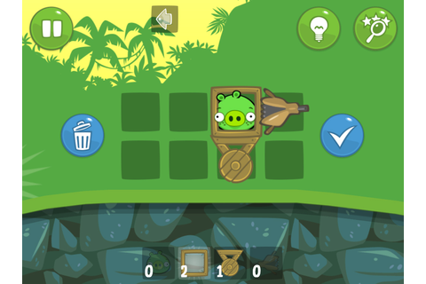 Free Download and Play Bad Piggies | Free Download Flash Games