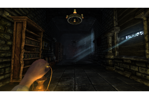 Amnesia: The Dark Descent adds Hard Mode | Rock Paper Shotgun