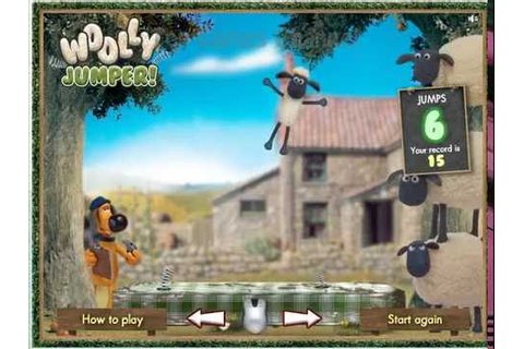 Shaun the Sheep Game - Wooly Jumper My Score 22 - YouTube