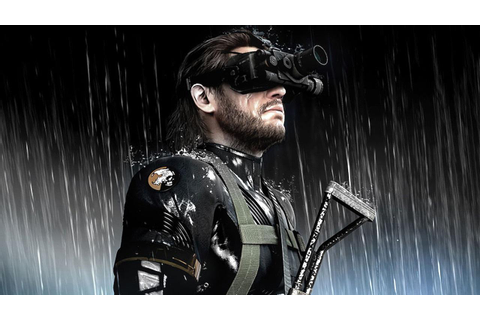 Metal Gear Solid V: Ground Zeroes - PlayStation 3 - IGN