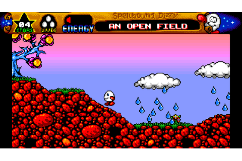 Spellbound Dizzy - The Company - Classic Amiga Games