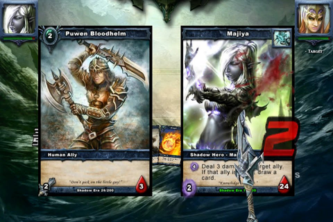 Shadow Era, a Great Multi-Screen Trading Card Game ...