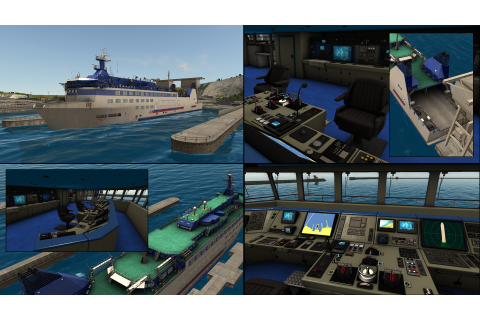 European Ship Simulator-FLT Full
