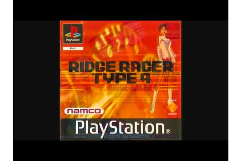 R4 Ridge Racer Type 4 (Full In-Game Soundtrack) - YouTube