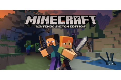 Minecraft: Nintendo Switch Edition | Nintendo Switch ...