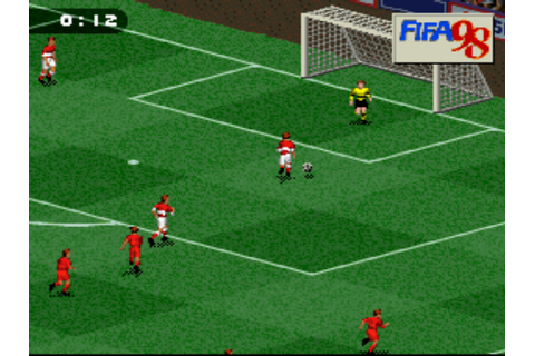 FIFA 98: Road to World Cup Download Game | GameFabrique