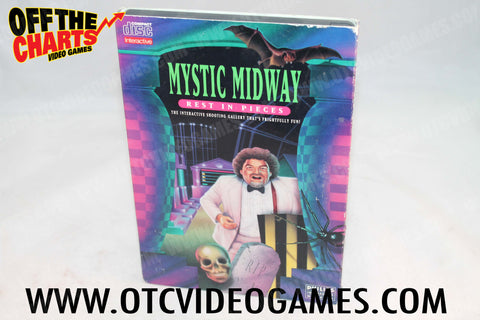 Mystic Midway Rest in Pieces – Off the Charts