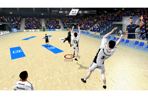 Download IHF Handball Challenge 12 Full PC Game