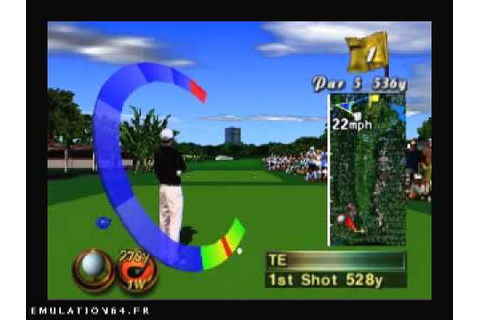 Waialae Country Club - True Golf Classics (Nintendo 64 ...