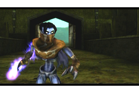 Legacy of Kain: Soul Reaver 2 ... (PS2) - YouTube