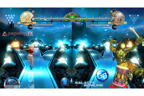Galactic Bowling - Download Free Full Games | Sports games