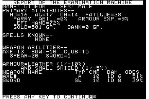The CRPG Addict: Wrapping Up the Early Ages (1975-1983)