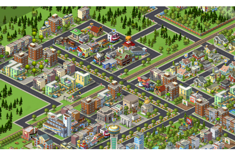 First Look: Zynga Takes On Rivals With CityVille, A Casual ...