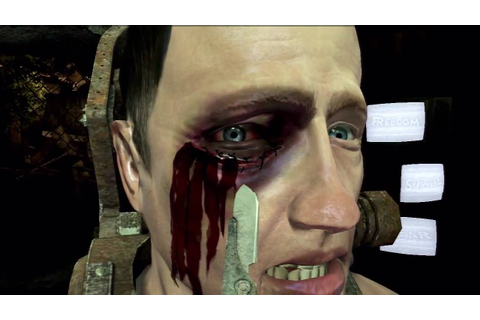 Saw II: Flesh and Blood - Campbell (Speed Run) - YouTube