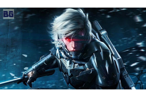 Metal Gear: Rising Revengeance - O Filme (Legendado) - YouTube
