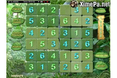Game Buku Sudoku - gameplay - YouTube