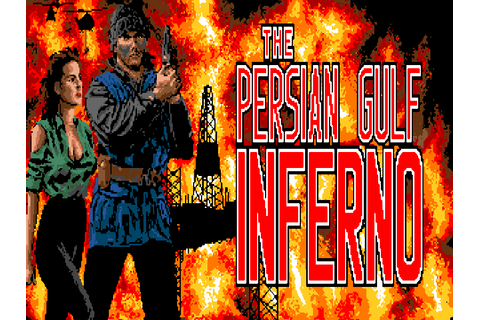 Persian Gulf Inferno : The Company - Classic Amiga Games