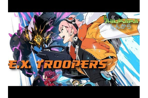 E.X. Troopers Review - The Gaming Shelf - YouTube