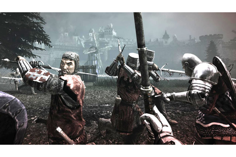 Chivalry: Medieval Warfare - Epic First Impressions - YouTube