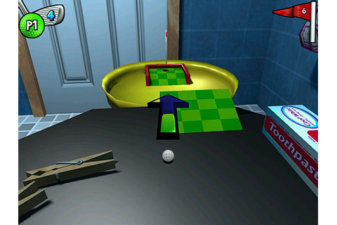 Toy Golf > iPad, iPhone, Android, Mac & PC Game | Big Fish