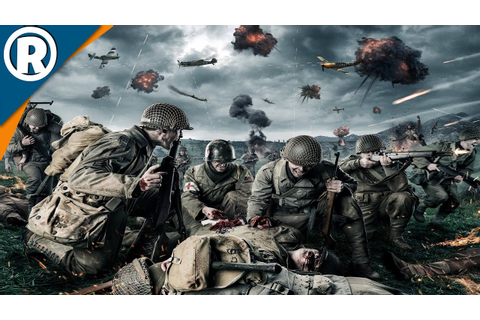 D-DAY AFTERMATH | WW2 Battles | Men of War: Assault Squad ...