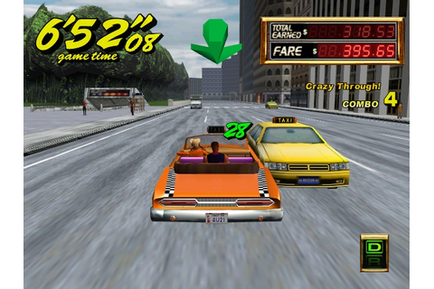 Crazy Taxi 2 Game for PC Free Download | Techstribe