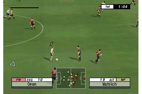 International Superstar Soccer 3 Download (2003 Sports Game)