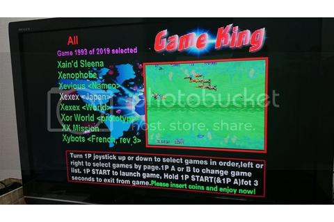 Game King - JAMMA 2019 in 1 | ASSEMbler - Home of the obscure