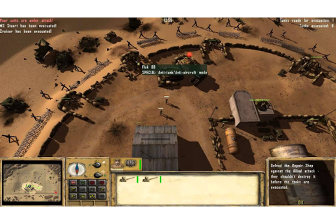 "Desert Rats vs. Afrika Korps (2004) - 06 ""Scissors Cut ..."