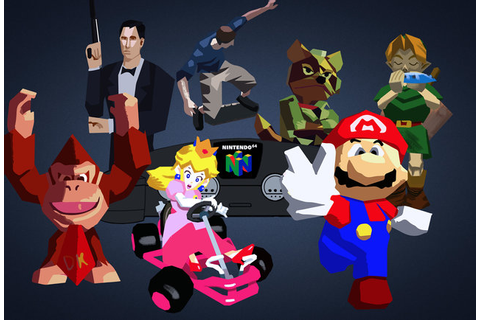 THE 22 GREATEST N64 GAMES | Chaostrophic