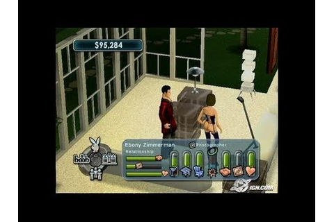 Playboy: The Mansion PlayStation 2 Gameplay_2005_01_19_4 ...