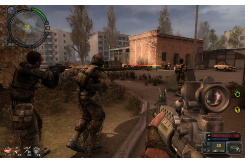 Stalker: Call of Pripyat im Test - Kompakt, clever ...