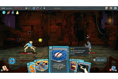 Slay The Spire, Like Every Other Game, Is Perfect For Switch
