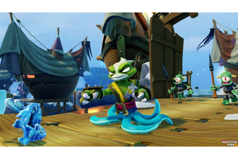 Skylanders SWAP Force gets new screens, info, figure ...