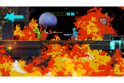 Nidhogg 2 Brings Intense Duels Back to PS4 Next Month ...