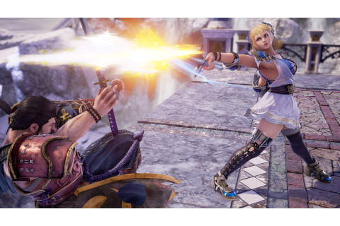 Soul Calibur 6 Announced, Coming to PS4, Xbox One & PC in 2018