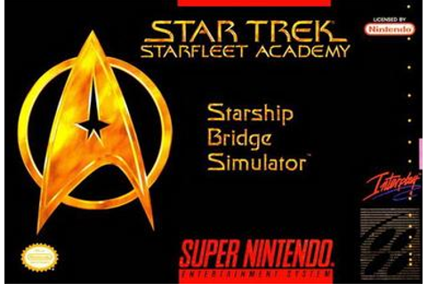 Star Trek: Starfleet Academy – Starship Bridge Simulator ...