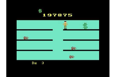 Tax Avoiders Atari 2600 © 1982 American Videogame - YouTube