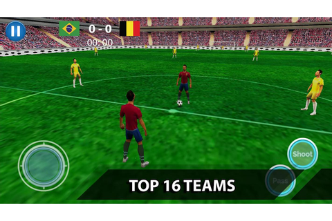World Football League Soccer APK Download - Free Sports ...