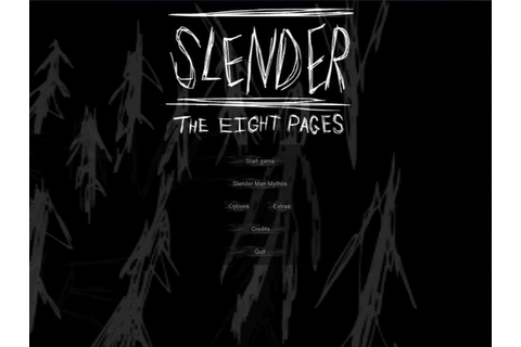 Slender: The Eight Pages | Dad's Gaming Addiction