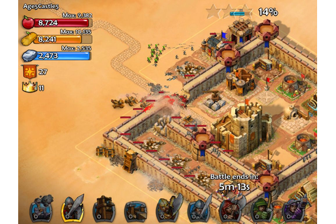 Age of Empires: Castle Siege update lets Alliances ...