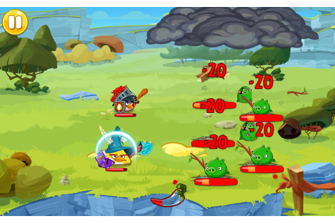 Angry Birds Epic – Games for Android – Free download ...