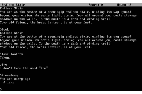Download Zork III: The Dungeon Master adventure for DOS ...
